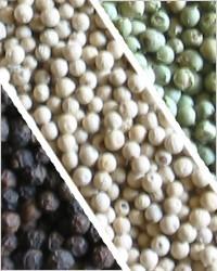 Энциклопедия перцев: черный перец, белый перец, зеленый перец