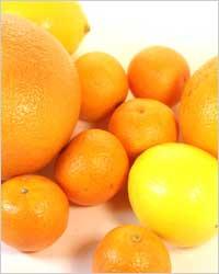 TOP 10 продуктов для красивых зубов - Цитрусовые (грейпфрут, лайм, апельсин)