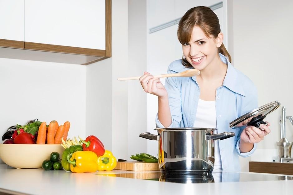 В какой посуде готовить пищу