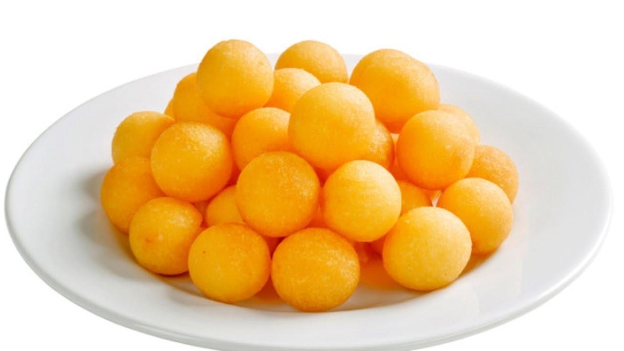 Вкусные хрустящие сырные шарики