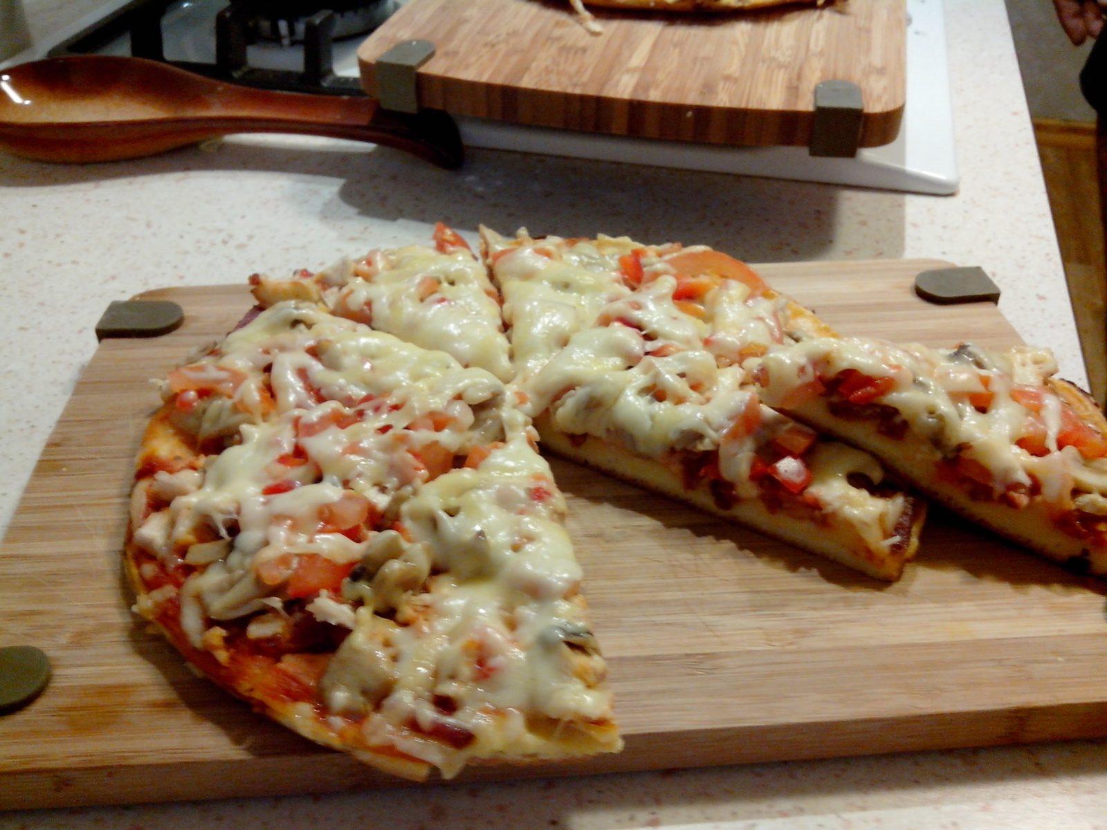 Пицца «Скорая»