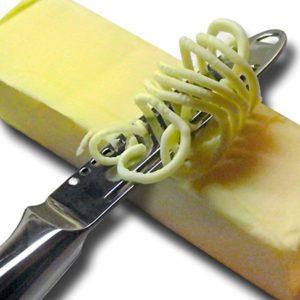 фигурный нож для масла