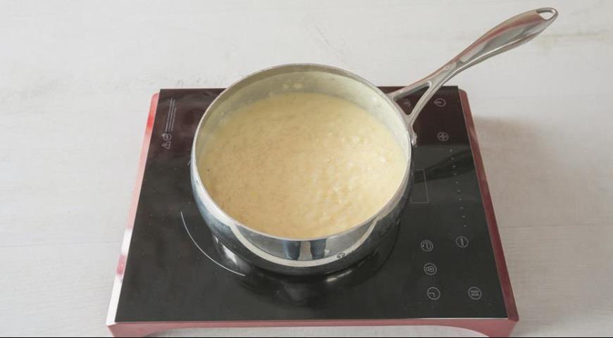 Рисовый пудинг по-португальски