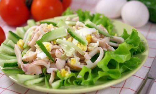 Как приготовить кальмары вкусно и просто