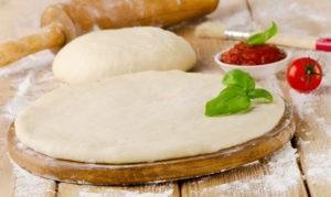 рецепт для теста итальянской пиццы