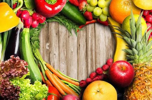 Правильное сочетание продуктов питания для сыроеда