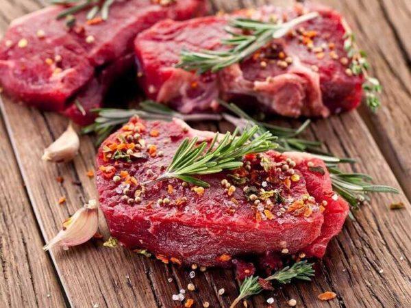 как сохранить мясо