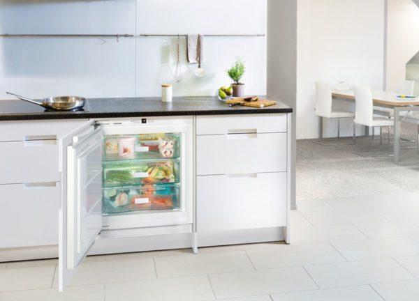 морозильный встроенный шкаф
