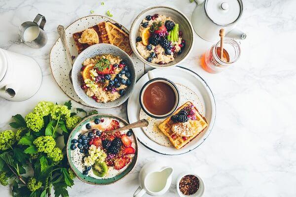 Как быстро приготовить вкусный завтрак