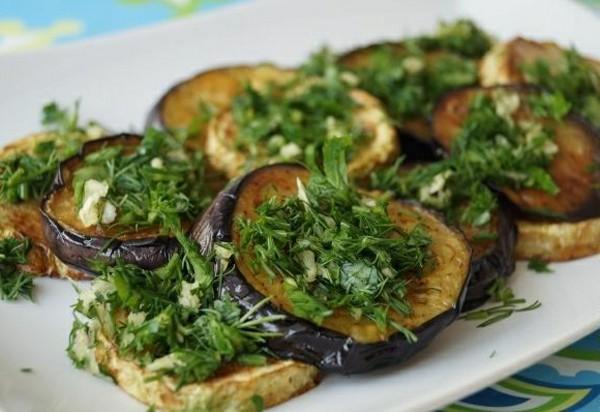 Баклажаны - овощи долголетия. 9 рецептов