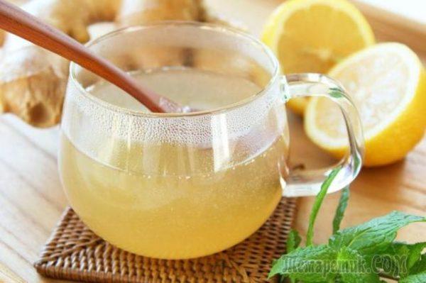 Утренний напиток бодрости и здоровья