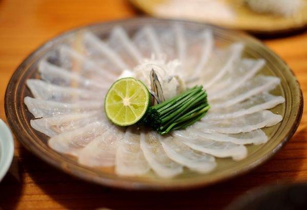 фугу саши