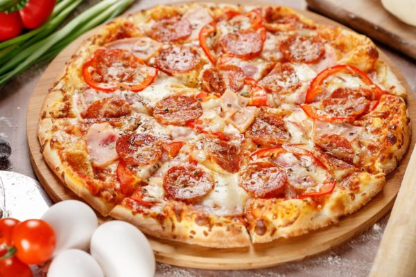 9 секретов приготовления вкусной пиццы