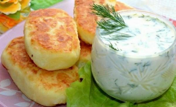 картофельные-котлеты