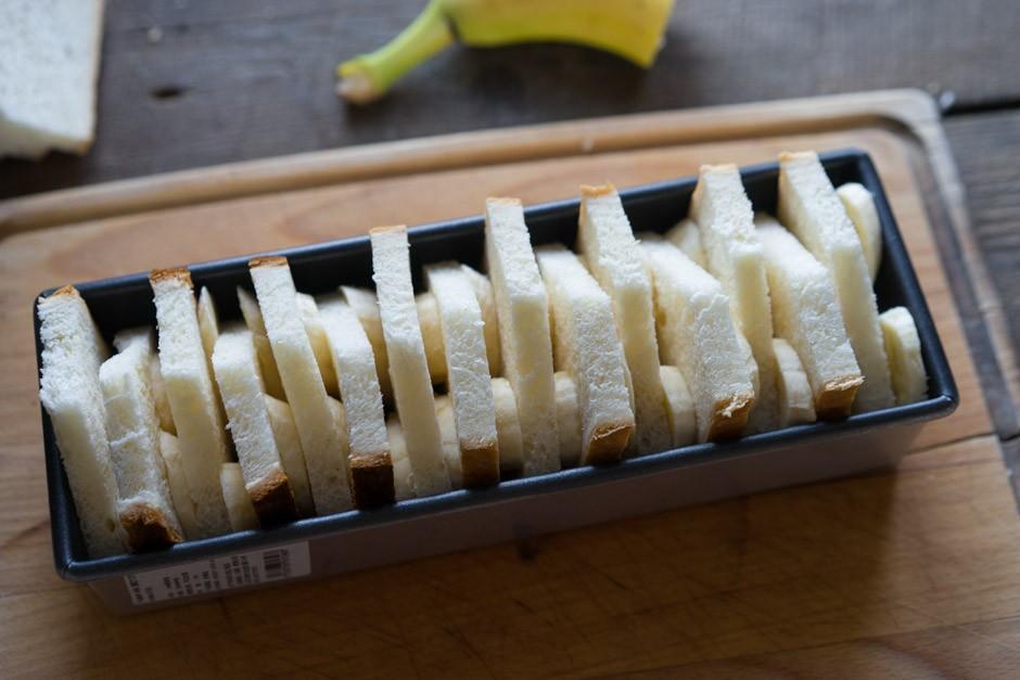 французский тосты