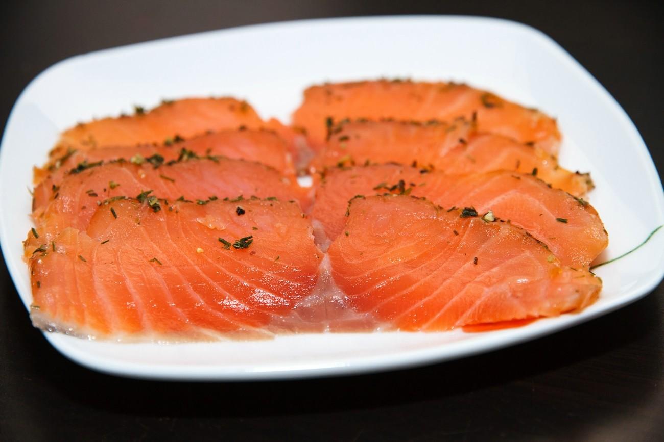 слойки с рыбой