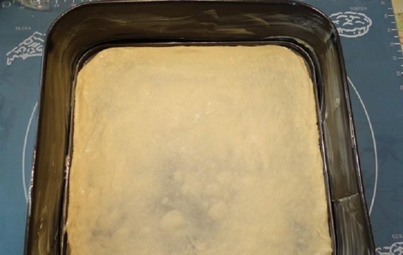 пирог погача с сыром