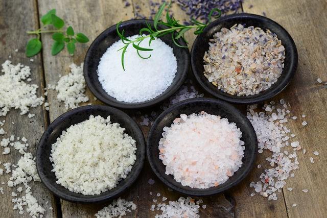 разновидности соли