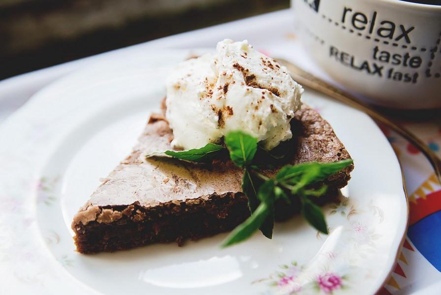 шоколадный пирог «Кладдкака»