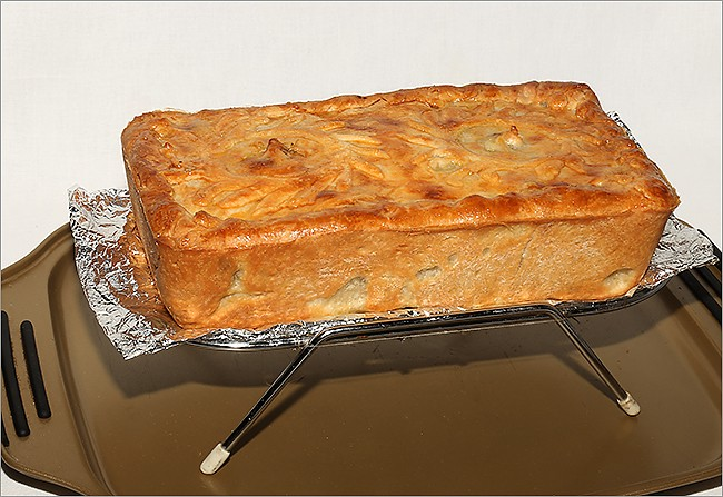 страсбургский пирог рецепт