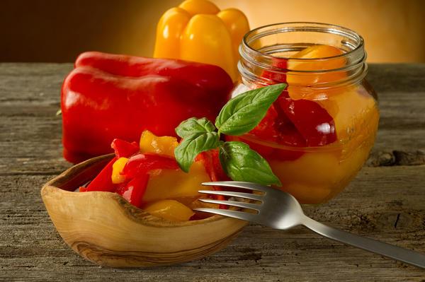 Болгарский перец на зиму: как заготовить