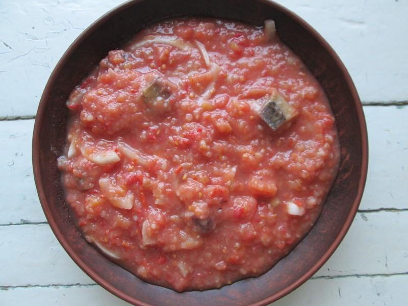 холодный суп 10