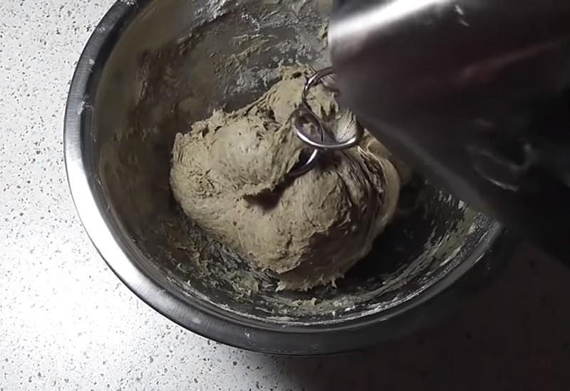 русский заварной хлеб рецепт