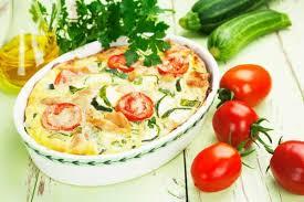 Средиземноморский овощной рис