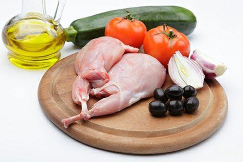 Мясо кролика.Что приготовить из кролика?
