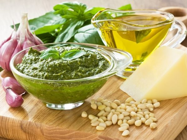 Соус песто – 8 рецептов в домашних условиях