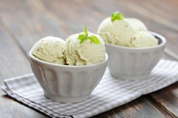 Домашнее-мороженое