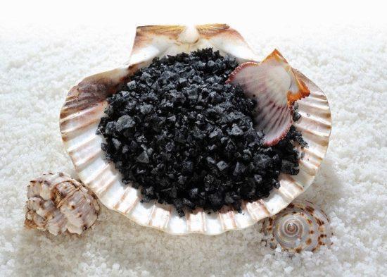 Черная соль: преимущества для здоровья