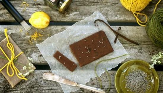 Сыроедческий Шоколад с Пряностями