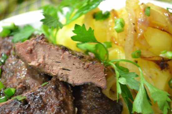 15 рецептов вкусных блюд из печени