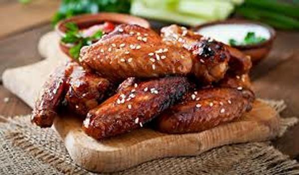 Куриные крылышки по-корейски