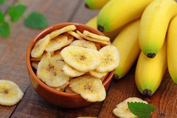 Банан продукт красоты и здоровья
