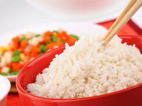рис по - корейски